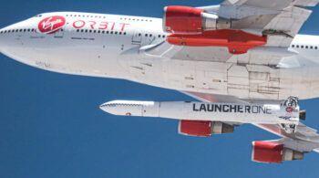 Virgin Orbit за първи път изнесе сателити в космоса