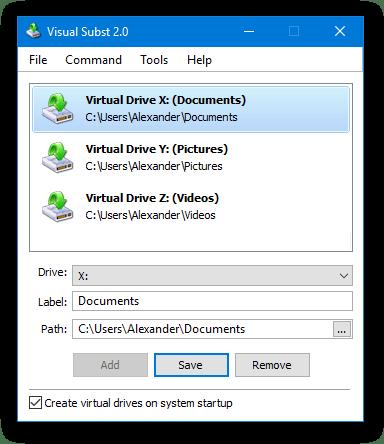Visual Subst 3.9