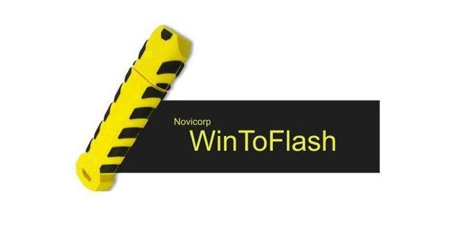 WinToFlash Lite (The Bootable USB Creator) 1.13.0000 download - създаване на флашка, Windows, boot